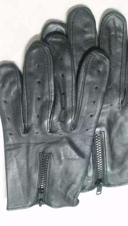 rękawiczki, skórka cielęca, nowe