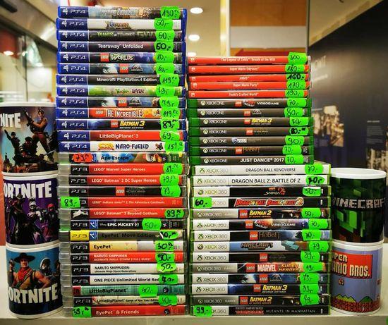 Gry dla dzieci PlayStation, Xbox, Nintendo Krakowska 45-47 Opole