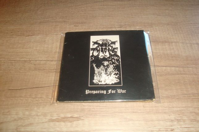 Darkthrone - Preparing For War (CD) Metal