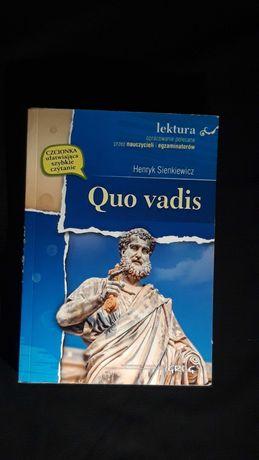 Quo vadis, lektura szkolna z opracowaniem.