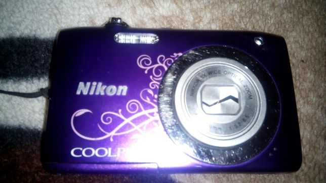 Nikon s2600 фотоаппарат
