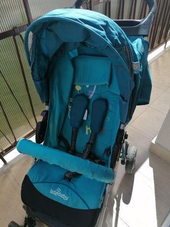 Wózek parasolka składany babydesign mini turkusowy
