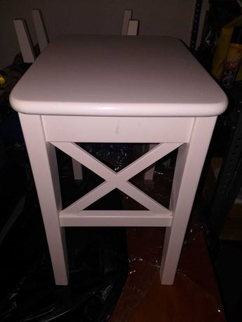 Mesa de cabeira/Mesa de apoio IKEA [2 unidades]