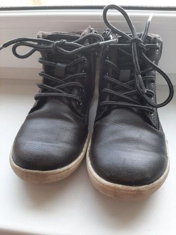 Buty chłopięce trzewiki skórka za kostkę na jesień Iguana rozmiar 26