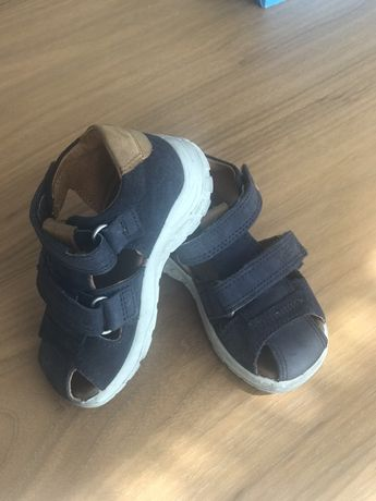 Детские сандали для мальчика Ecco разм 23