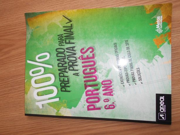 Livro Exercícios Português 6º ano