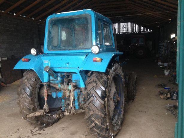 Трактор МТЗ 80 Беларус