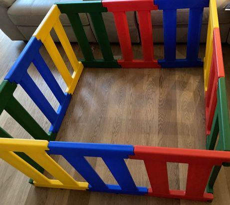 Kojec dla dzieci Nanny Panel firmy Tikk Tokk