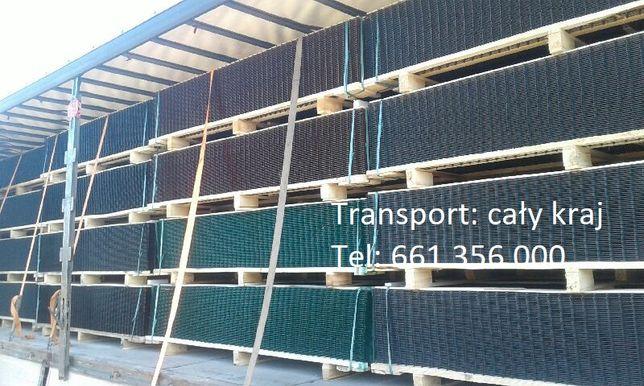 Panele/Panel/Słupek/Słupki Ogrodzeniowe fi 5mm Grafit/Antracyt 1.73h