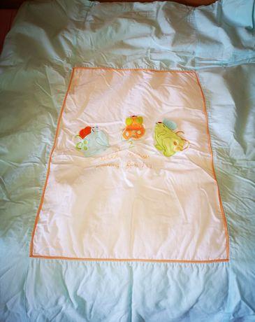 Edredon para cama de grades