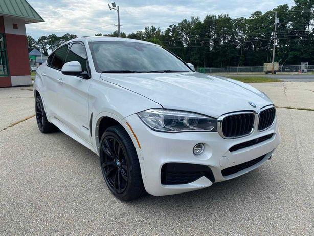 BMW X6 S DRIVE35l 2018 год