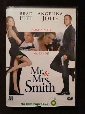 Mr & Mrs Smith - film DVD