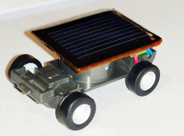 Игрушка машинка на солнечной батарее/жук на батарейке