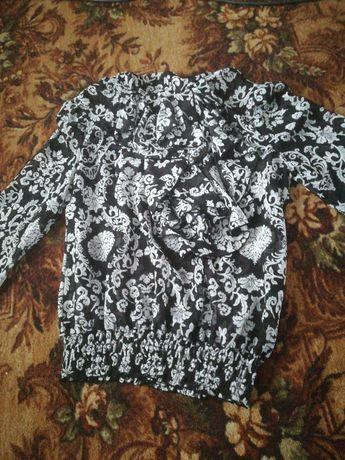 Продам блузку из шифона