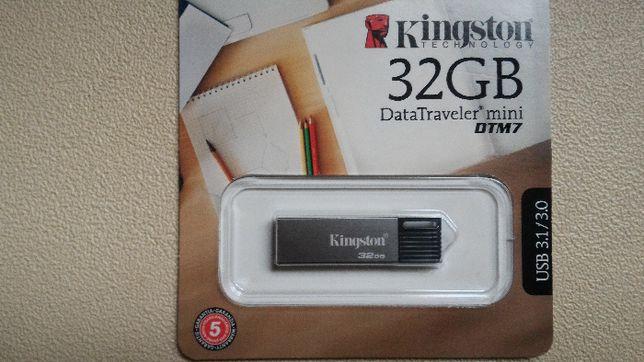 Флешка Kingston DTM7 32Gb