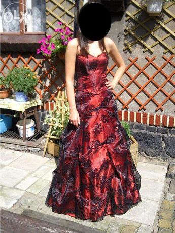Sukienka tiulowa/balowa/na wesele/na studniówkę