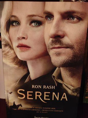 "Książka Ron Rush ""Serena"""