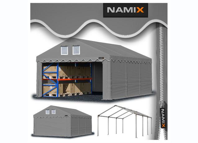 Namiot COMFORT 5x6 magazynowy handlowy garaż PVC 560g/m2