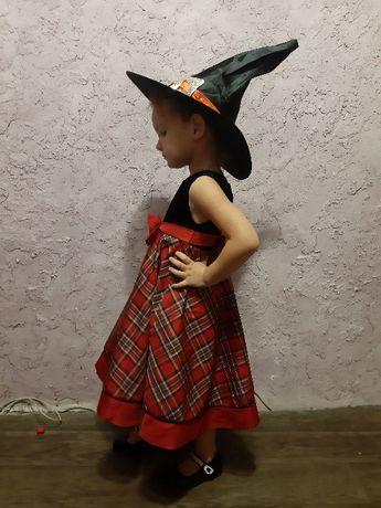 нарядное платье пышное на праздник фото сессию 4-5 лет