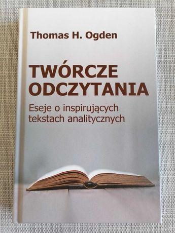 Twórcze odczytania Eseje o inspirujących tekstach analitycznych