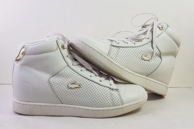LACOSTE CARNABY EVO buty damskie sportowe r.37,5
