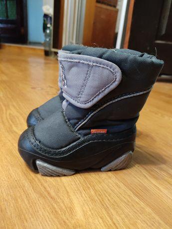 Зимні черевички Demar