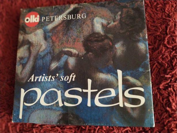 Пастель санкт-петербург