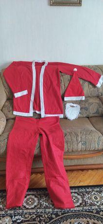 Здам на прокат костюм Дід Мороз