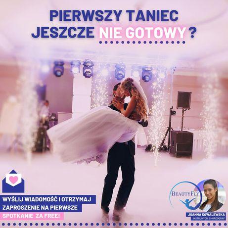 Pierwszy Taniec Poznań choreografia do wybranej piosenki