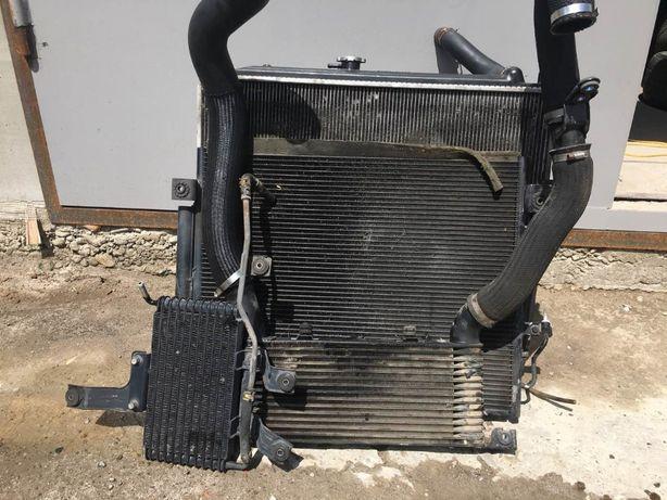 Mitsubishi Pajero Wagon радіатор печки радиатор охлаждения Интеркулер