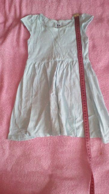 Платье для девочки 98-104р