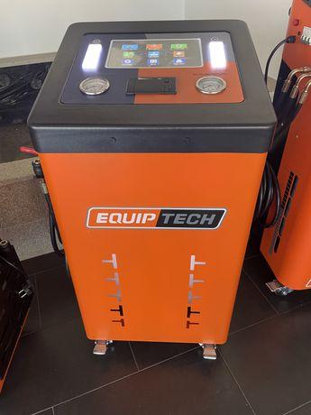 Maquina automatica de trocar oleo de caixas de velocidades automaticas