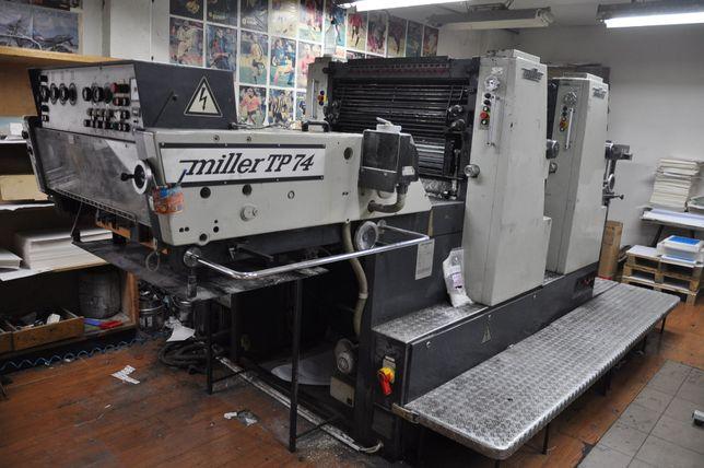 Miller tp 74/2 offset