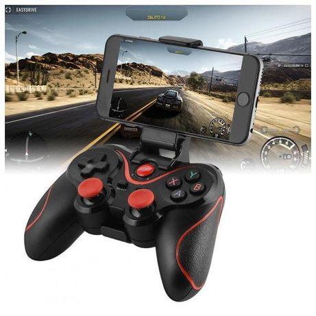 Беспроводной джойстик геймпад Terios X3 Bluetooth для смартфона, Andro