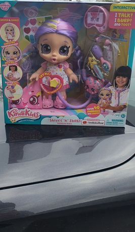Интерактивная кукла Kindi Kids Shiver