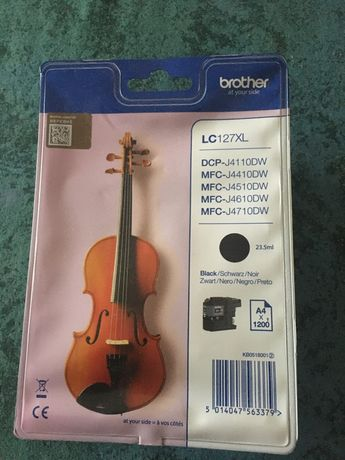 Tinteiro original brother LC-127xl