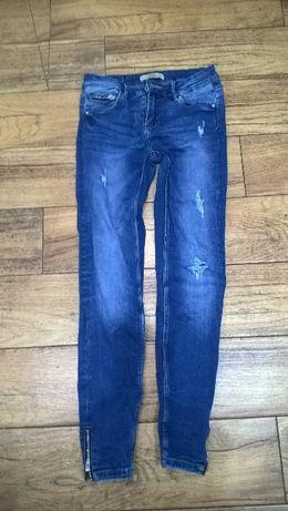 Jeansy 34, jeansy sinsay