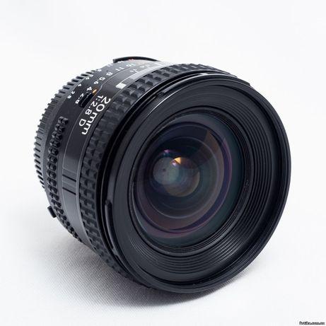 Об'єктив Nikon 20mm f/2.8D AF Nikkor