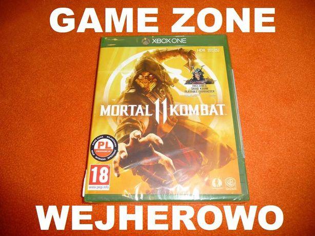 Mortal Kombat 11 Xbox One + S + X = PŁYTA PL Wejherowo