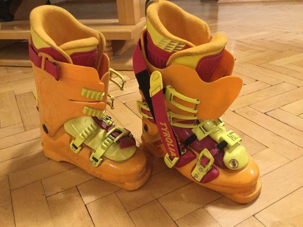 Buty narciarskie rozmiar 37-38