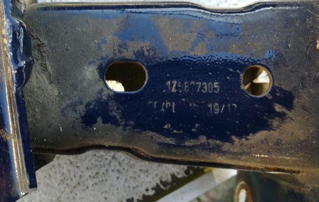 Barra para-choques traseiro Skoda Octavia 2012 1z5 sem danos
