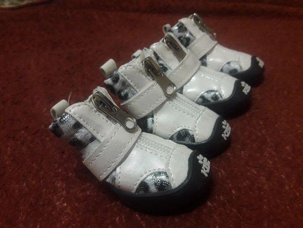 Ботинки для мелких пород утеплённые