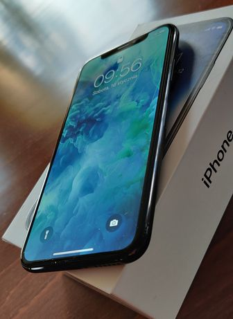 iPhone X 256GB Space GRAY stan idealny