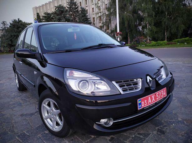 Renault Scenic 2008рік клімат 1,6МРІ бензин