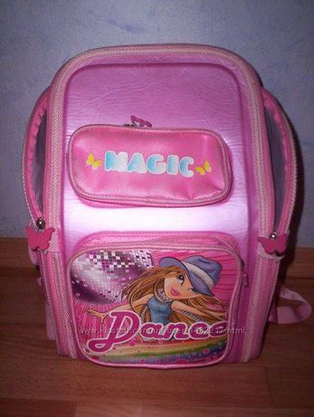 Школьный рюкзак, портфель для девочки, ранец для 1,2,3,4класса