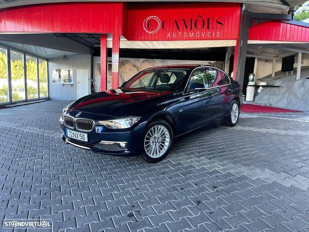 BMW 320 d Line Luxury