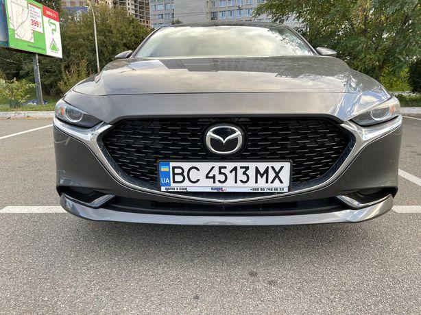 Mazda 3 preferred pkg plus