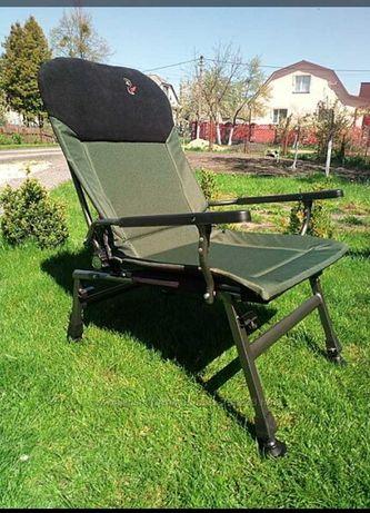 Кресло карповое M-Elektrostatyk FK5P камуфляж
