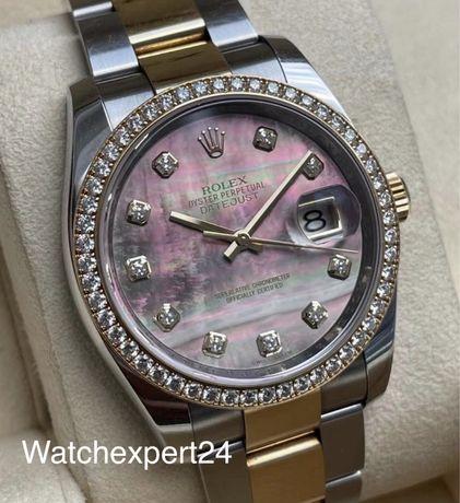 Rolex Datejust 116243 36mm 2014 full set