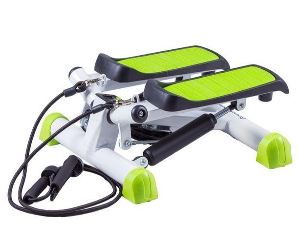 Steper stepper skrętny z linkami licznik fitnes do ćwiczeń # GB-5032Y